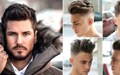 Петте най-добри прически за мъже с оредяваща коса.