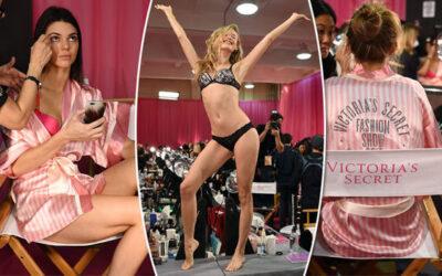 Топ моделите на Victoria Secret използват Вивискал